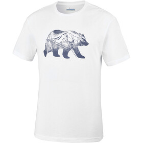 Columbia Baker Brook Tee Men White